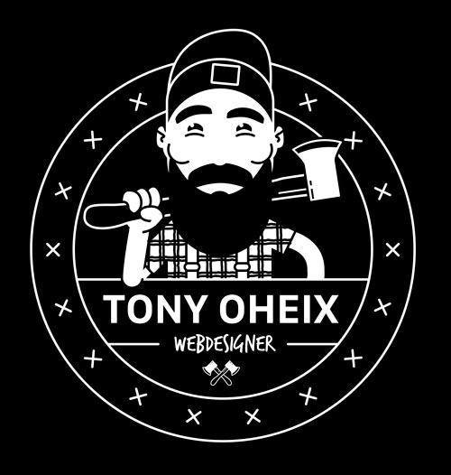 tony oheix webmaster webdesigner caen
